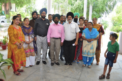 Retirement of Mr. Dalbir Singh