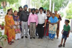 Retirement of Mr. Dalbir Singh