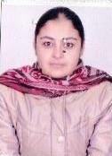 Lakhvir Kaur MA PBI 3RD SEM 10TH POSITION